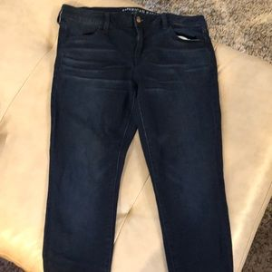 Super stretch jeans (like new)